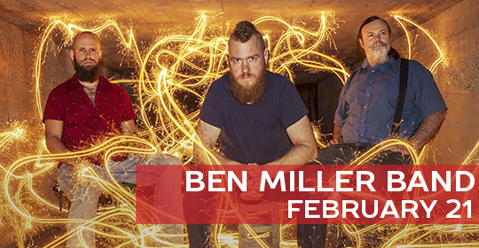 Ben_Miller_Band_Poster