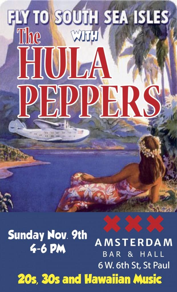 hula peppers