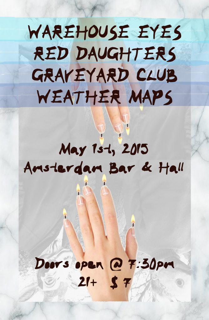 Mayday Poster Redo flat