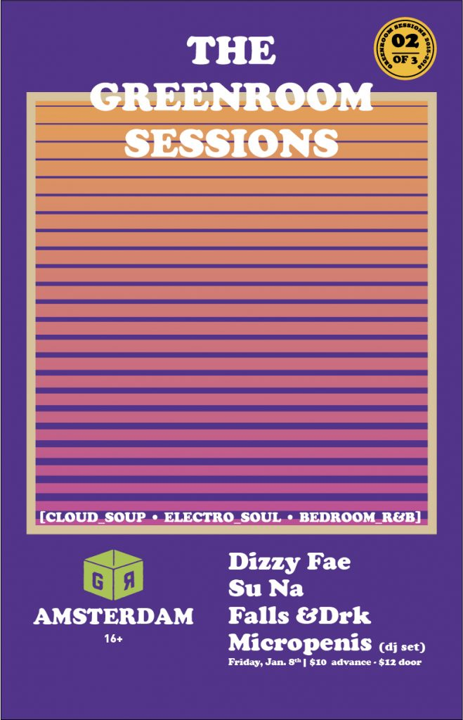 The Green Room Sessions