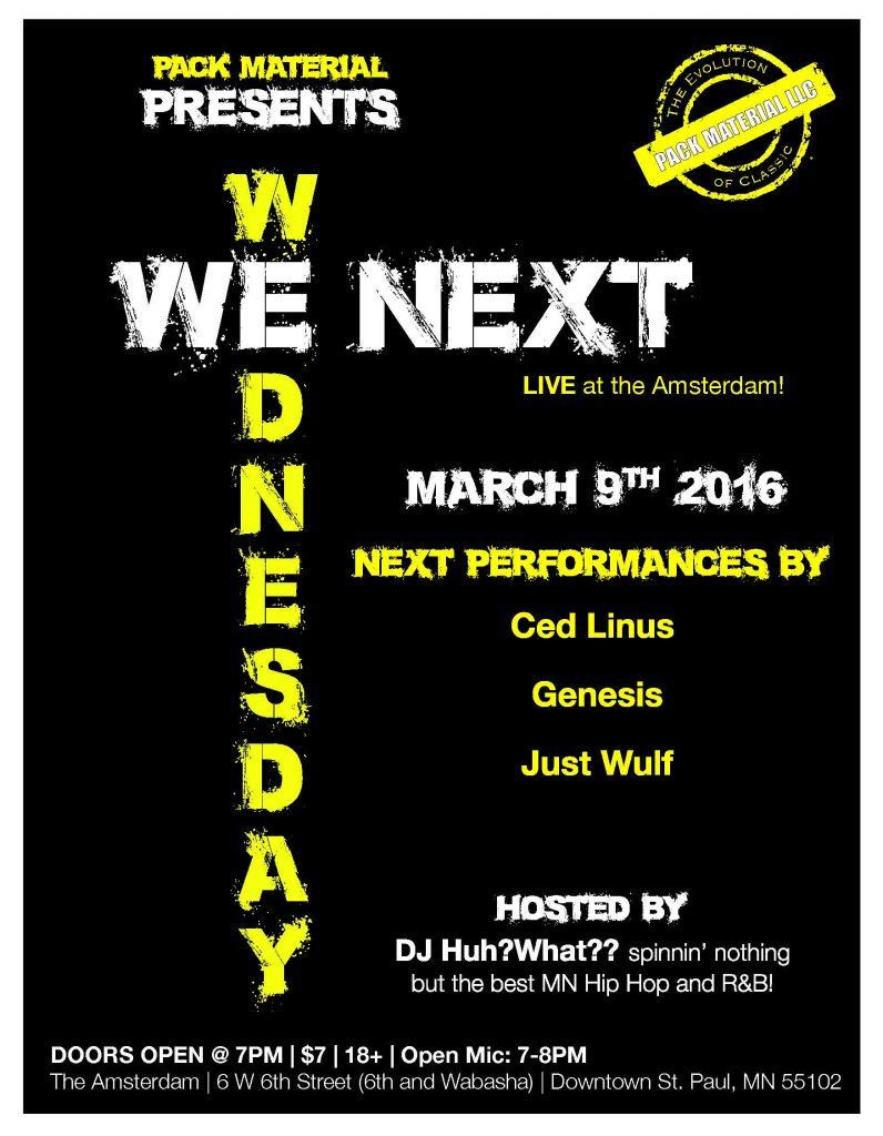 We Next Mar 9 16