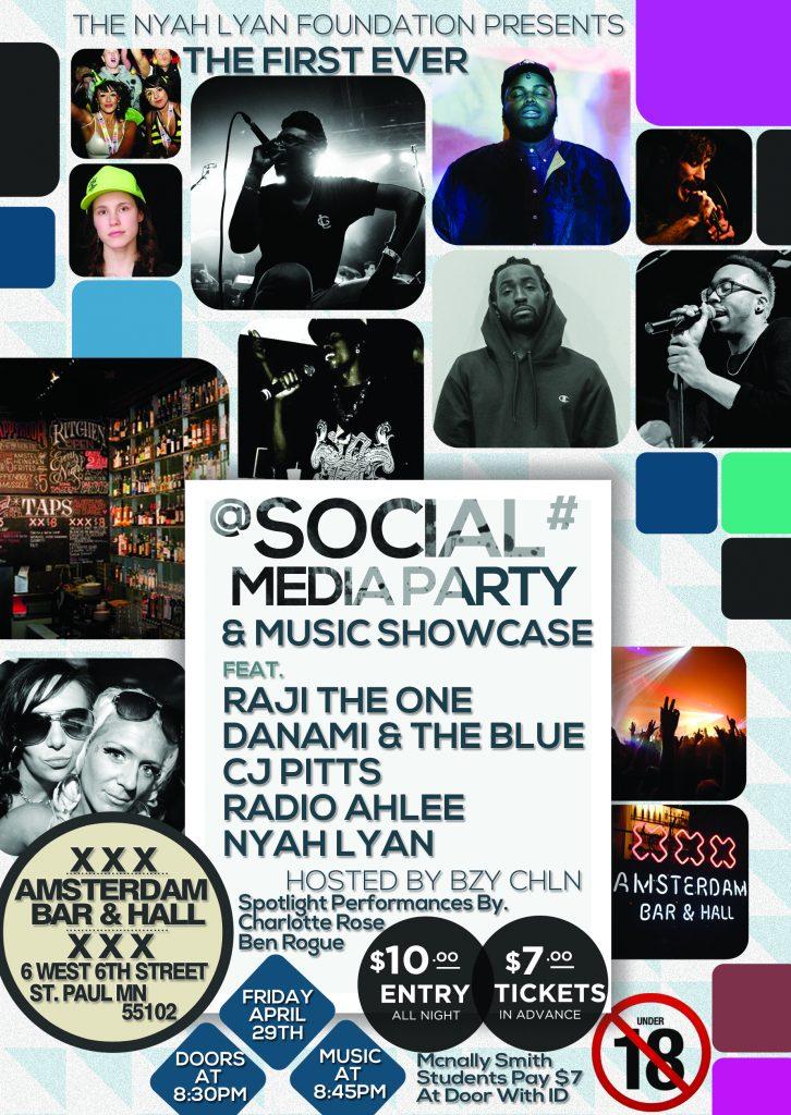 Social Media Party FInal