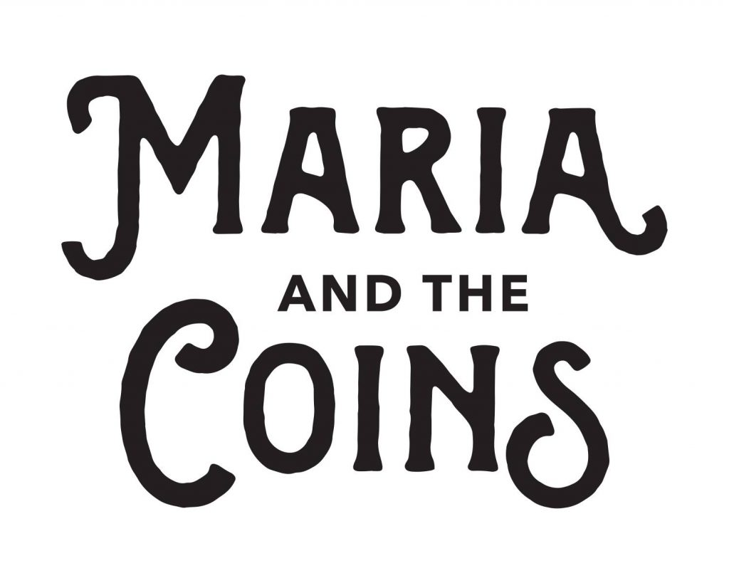 Maria and the Coins (transparent)