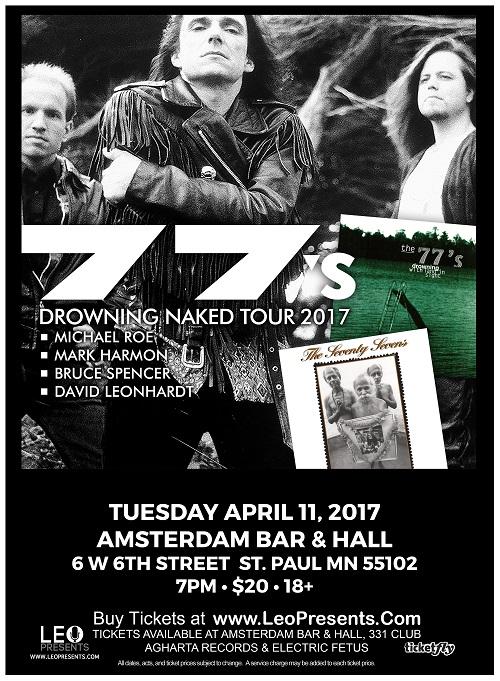 Drowning Naked Tour Mark Harmon