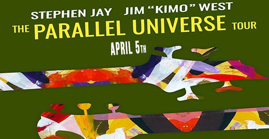 Parallel Universe Tour2