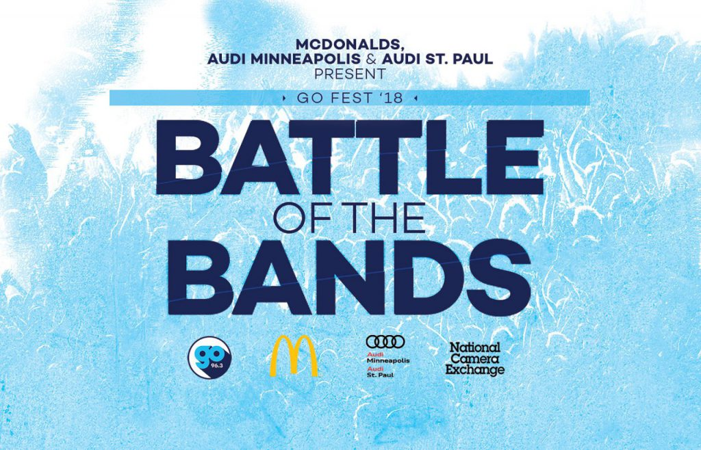 Go Local Battle Of The Bands Amsterdam Bar And Hall - Audi st paul
