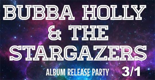 bubba holly & the stargazers